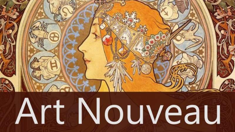 Art Noveau | Mostra Mucha Blog
