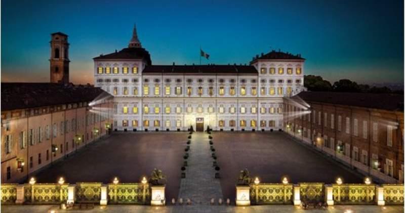palazzo reale torino