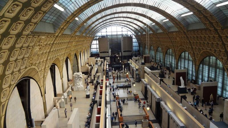 Museo Dorsay di Parigi