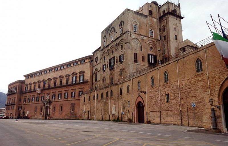 Palazzo Normanni a Palermo