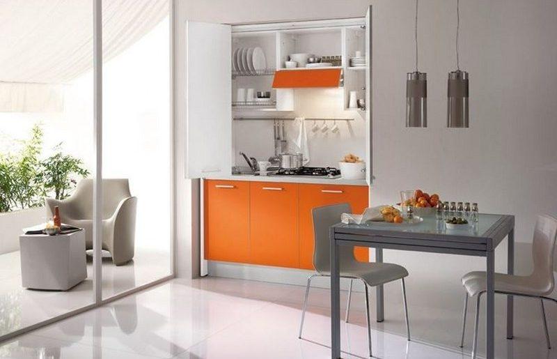 Cucine Per Piccoli Spazi.Arredare Piccoli Spazi Con Le Cucine Monoblocco Mostra Mucha Blog