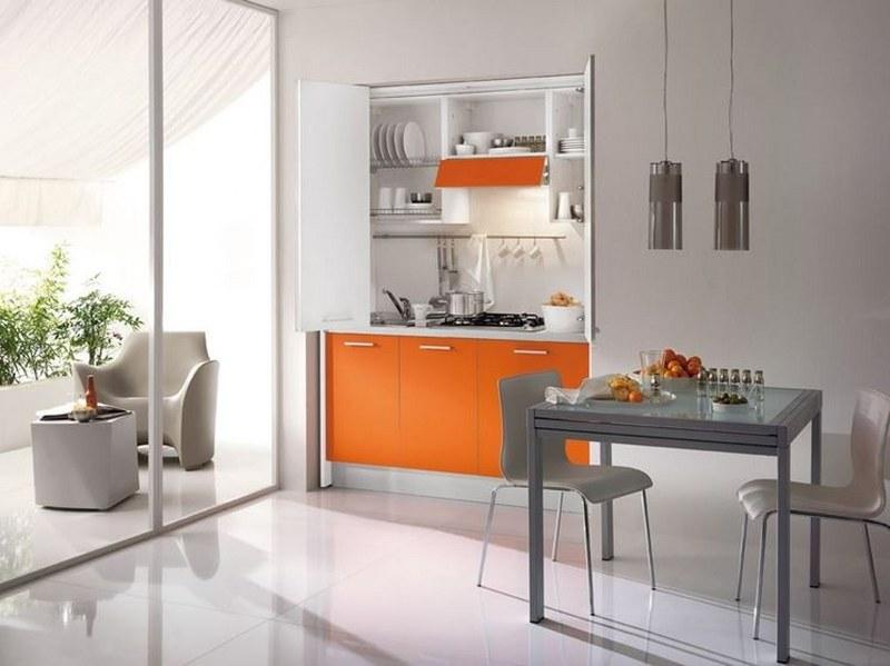 Arredare piccoli spazi con le cucine monoblocco mostra mucha blog - Cucine per angolo cottura ...