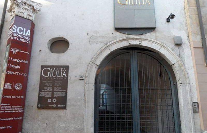 Museo Santa Giulia a Brescia