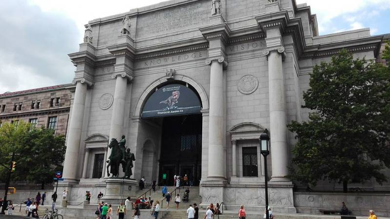Museo Storia Naturale a New York