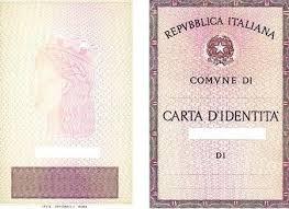 denuncia carta d'identità smarrita