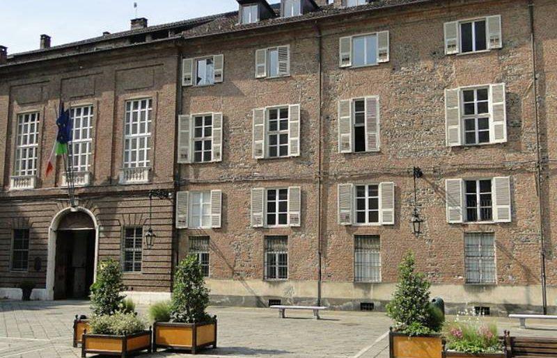 palazzo Chiablese a Torino